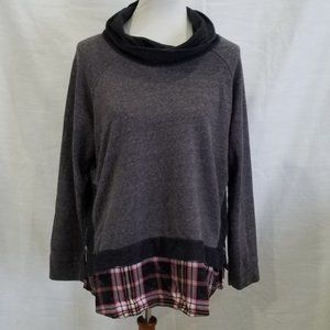 Maurices Grey Sweatshirt